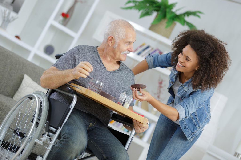 care assistant skills and qualities